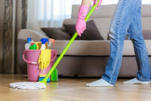 part time house cleaning