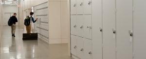 locker rental